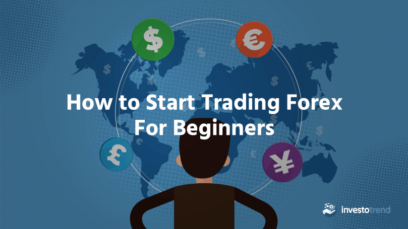 How to start online forex trading