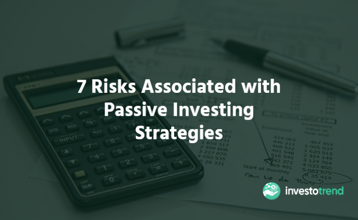 passive investing strategies risks