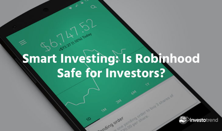 is robinhood safe for investors