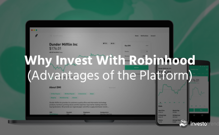 why invest with robinhood