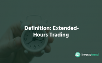 Extended Hours Trading