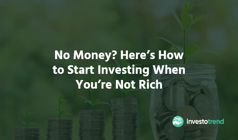 how to start investing with no money