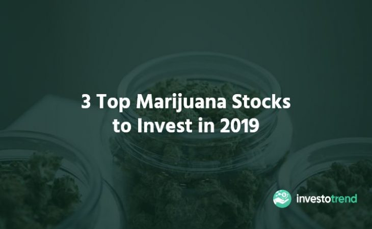 top marijuana stocks to invest in 2019