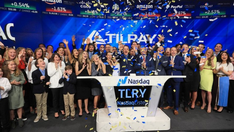 tilray about