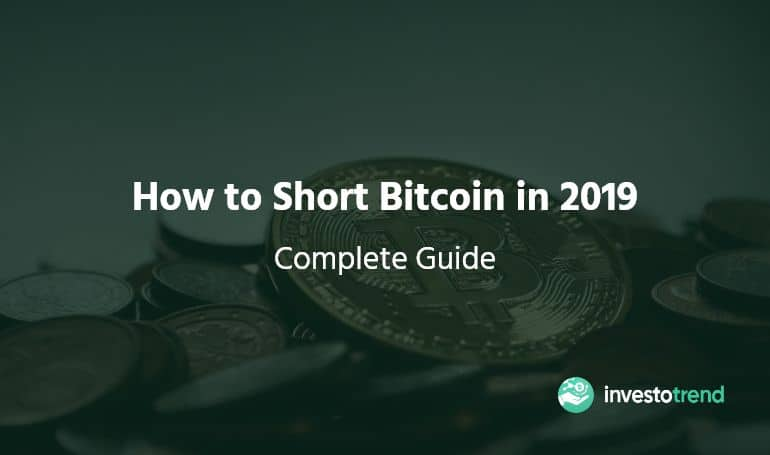 How to Short Bitcoin