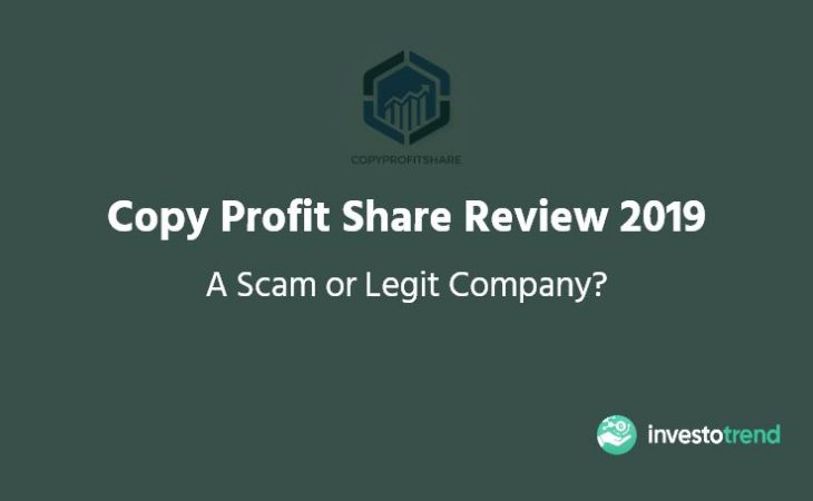 Copy Profit Share Review 2019