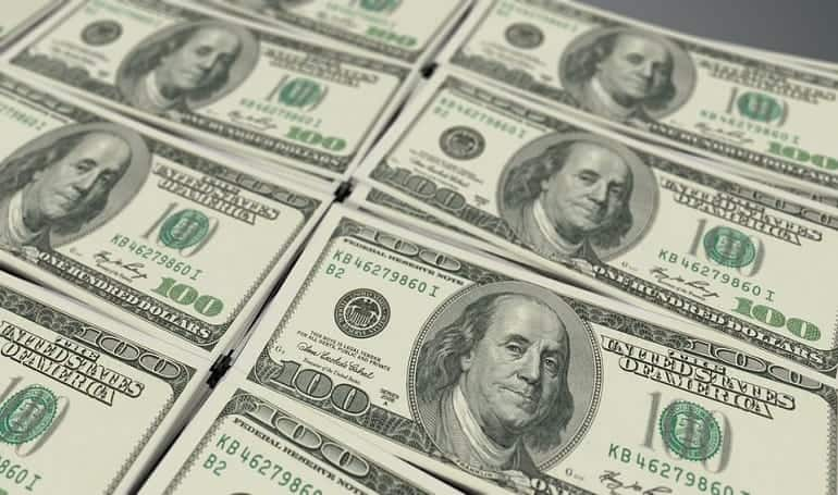 USD Index Spiked Lower, Driving USD Pairs Higher