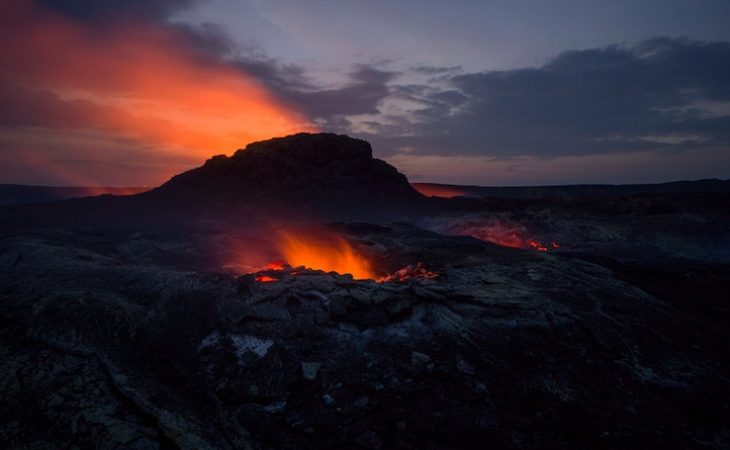 Philippine Trading Shut Down by Volcano, Rest of Asia Push Forward