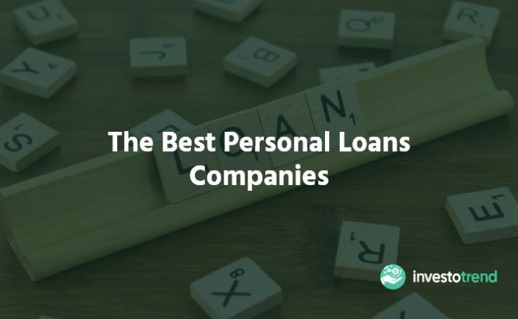 The Best Personal Loans Companies