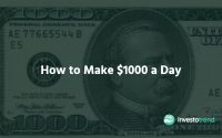How to Make $1000 a Day