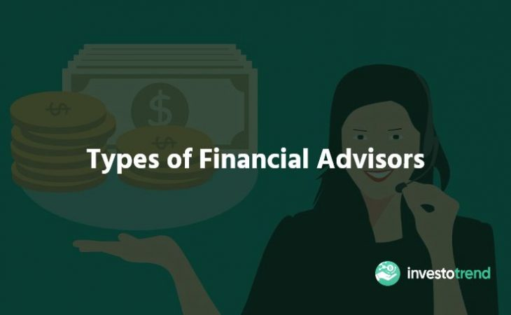 Types of Financial Advisors