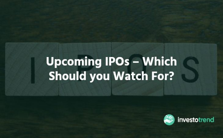 Upcoming IPOs