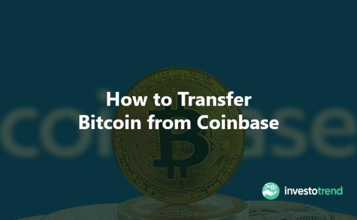 how to transfer bitcoin from coinbase