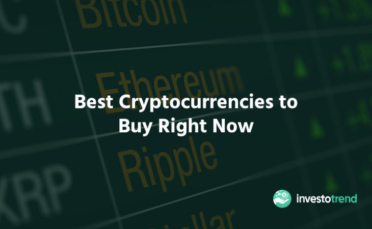 Best Cryptocurrencies to Buy Right Now