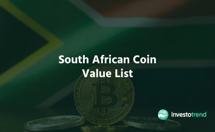 South African Coin Value List