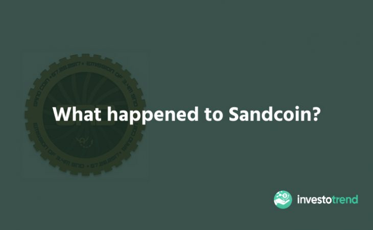 What Happened to Sandcoin