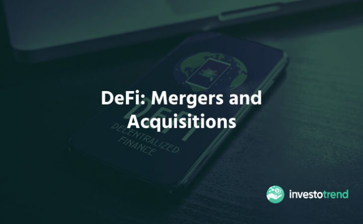 DeFi: Mergers and Acquisitions