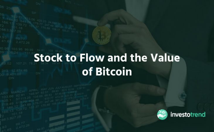 Stock to Flow and the Value of Bitcoin