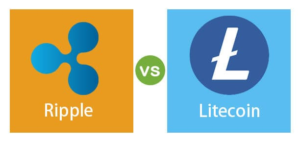 difference between Ripple (XRP) and Litecoin (LTC)