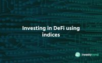 Investing in DeFi using indices