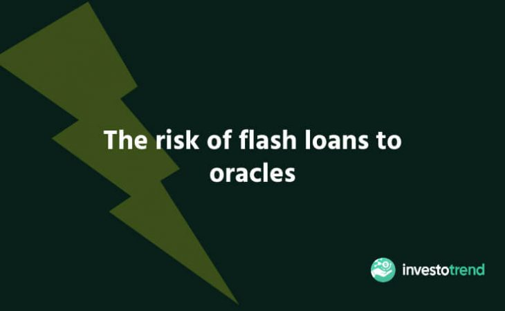 The Risk of Flash Loans to Oracles
