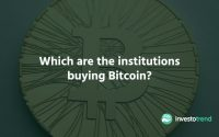 Which are the institutions buying Bitcoin