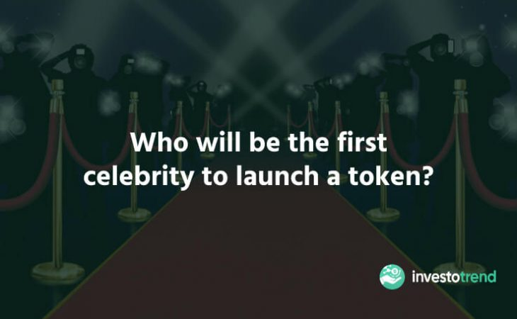 Who will be the first celebrity to launch a token