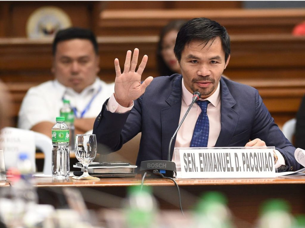 Manny Pacquaio Launched a Cryptocurrency