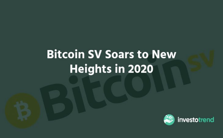 Bitcoin SV Soars to New Heights in 2020