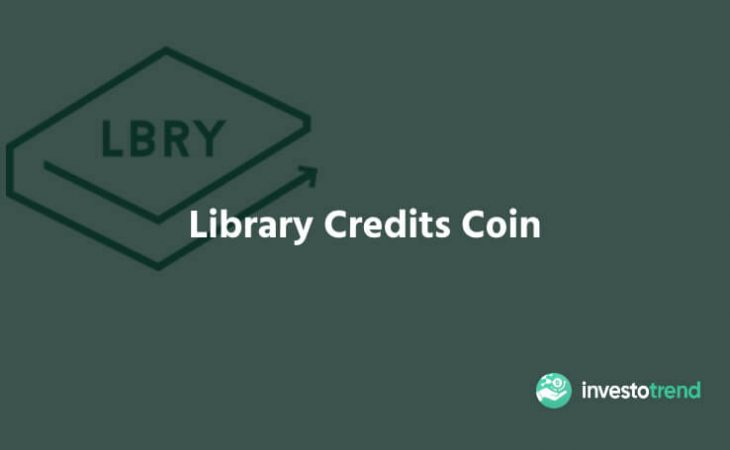 Library Credits Coin