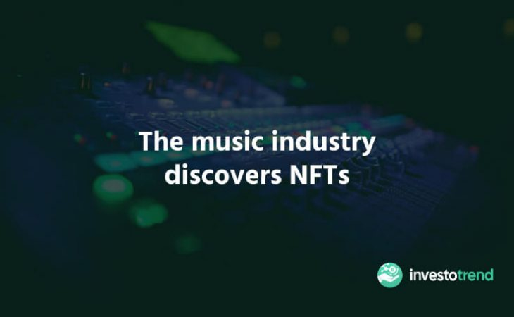 The music industry discovers NFTs