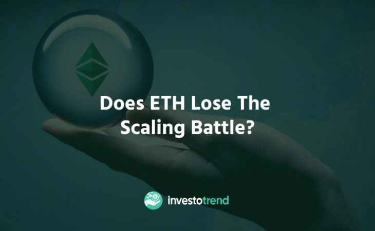 Does ETH lose the scaling battle