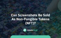 Can screenshots be sold as non-fungible tokens (NFT)